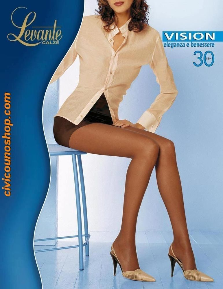 Levante Tights Woman Vision 30 DEN Pantyhose Support tights