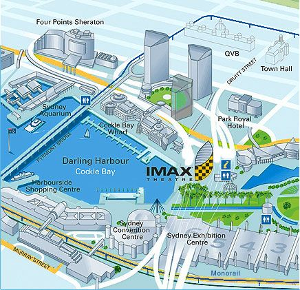 IMAX Darling Harbour Did you know Sydneys IMAX theatre is the