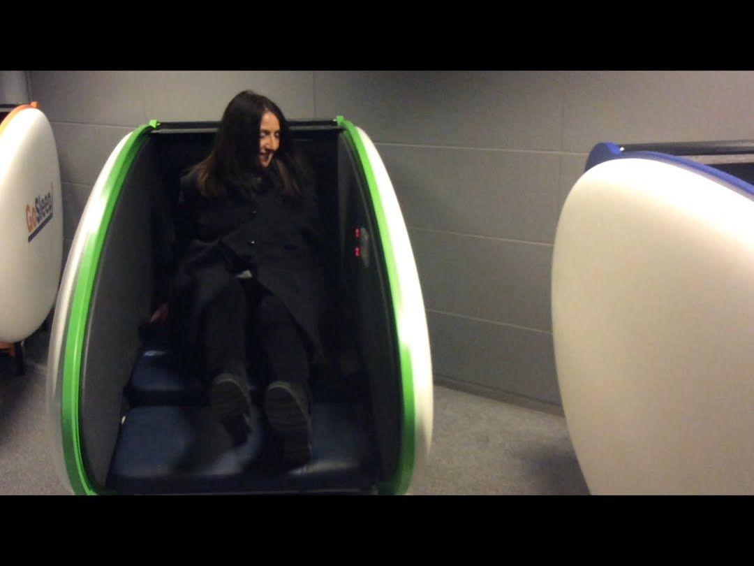 Gosleep Sleeping Pods At Helsinki Airport Pod Hotels In