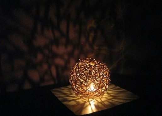 Amazing diy lamp shade idea to decorate garden and home upcycle amazing diy lamp shade idea to decorate garden and home solutioingenieria Images