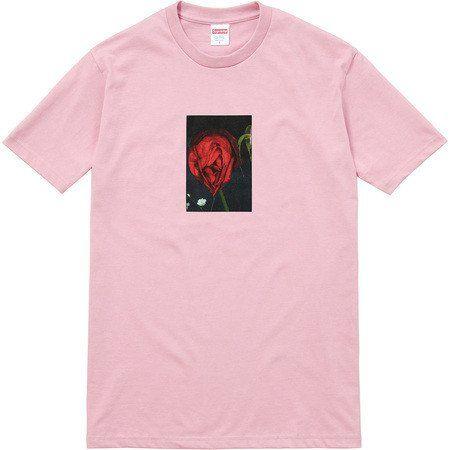 Supreme, Araki Rose T-Shirt - Dusty Pink - Northside | Northside ...
