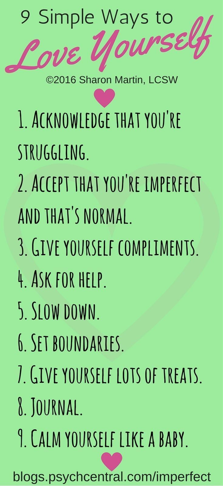 Maintain Mental Focus Now: 9 Simple Ways To Love Yourself