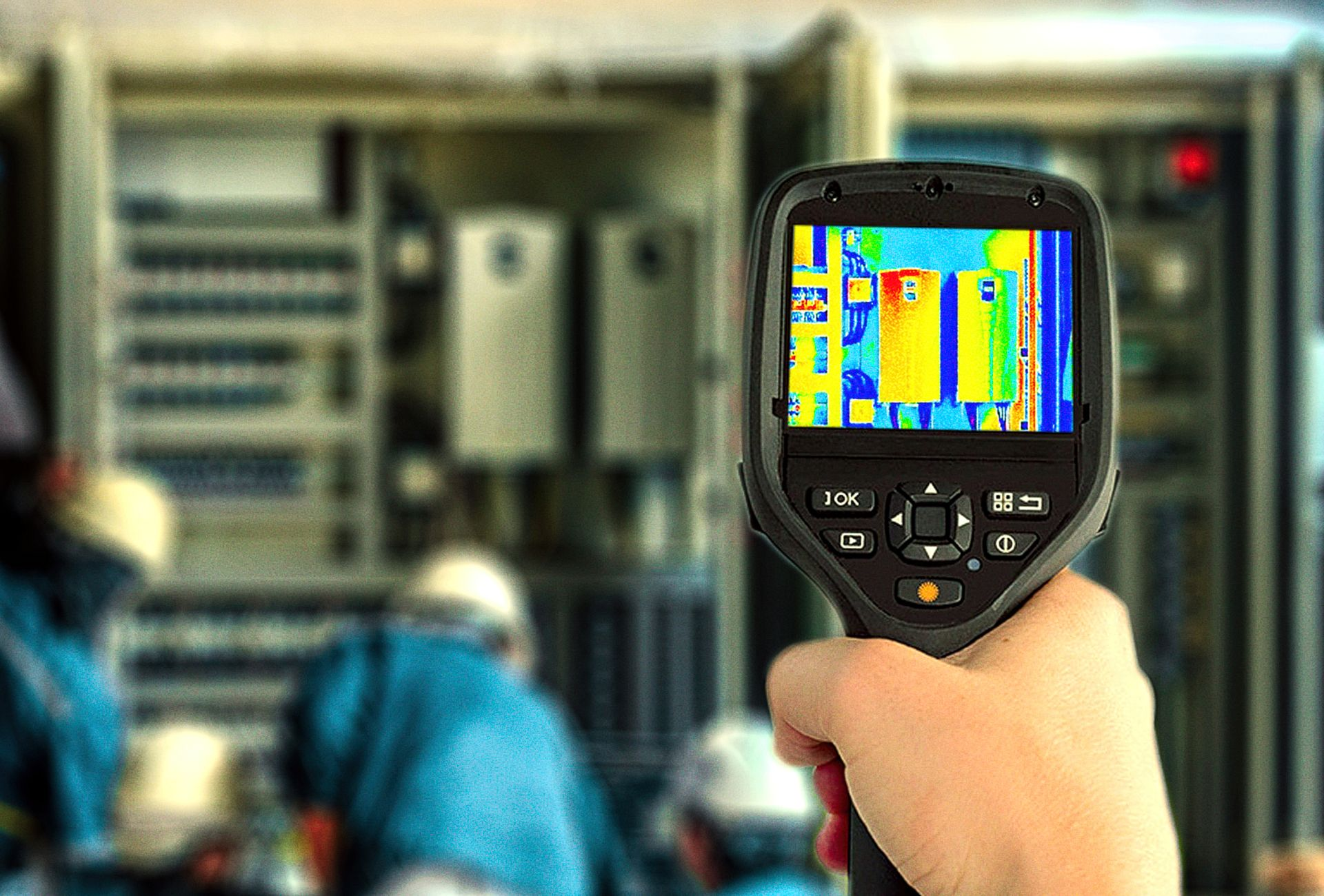Electrical Thermography Inspection Service Dubai Uae