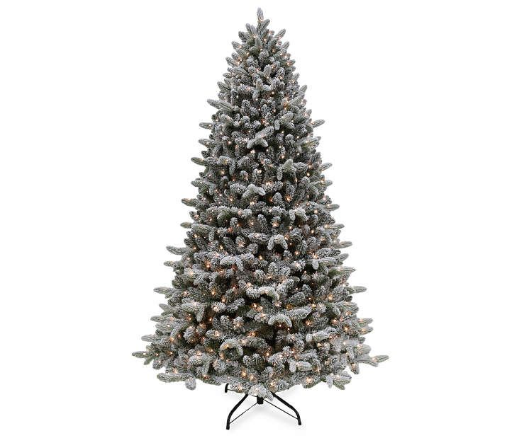 Full 90 Green Artificial Christmas Tree With 850 Clear White Lights Realistic Artificial Christmas Trees Pre Lit Christmas Tree Full Christmas Tree