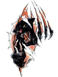 Black Panther Jaguar Cheetah Clip Art Image Provided - EpiCentro Festival