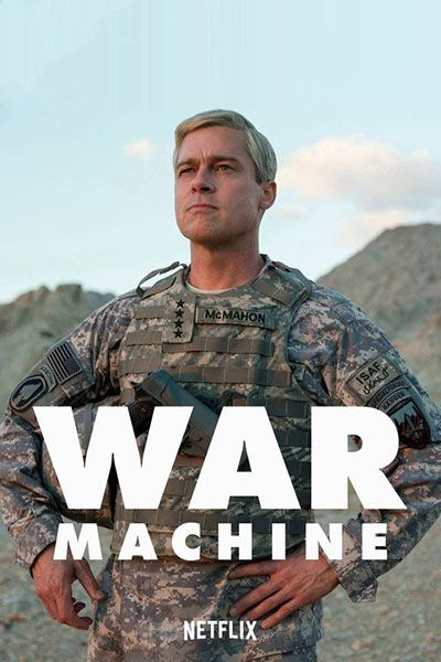 Brad Pitt Wants to Win Afghanistan as General Glen McMahon in War ...
