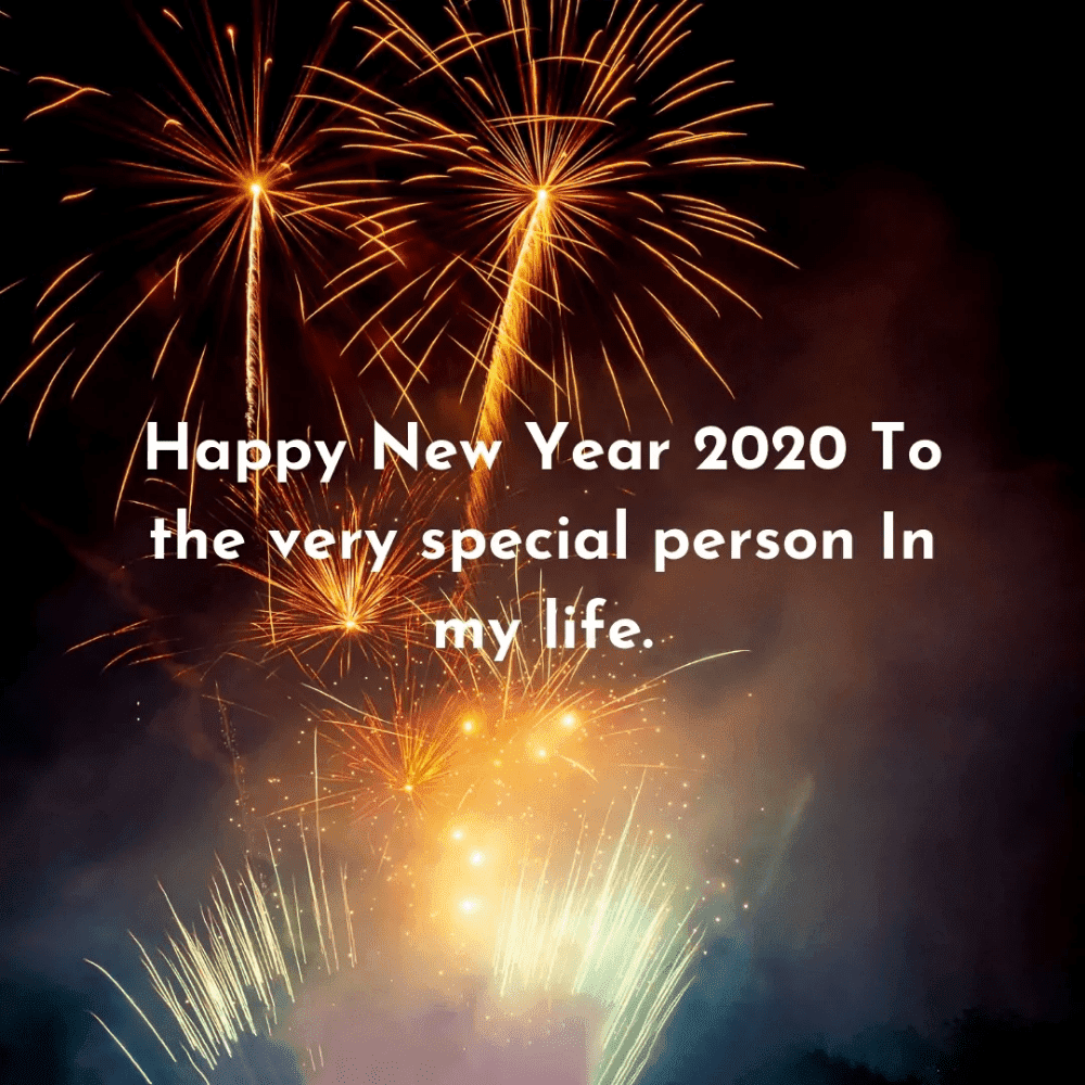 Greetings For Amazing 2020 Happy New Year Greetings Happy New Year Wallpaper