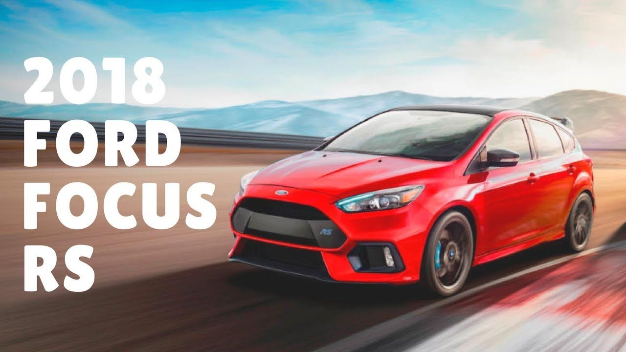 2018 ford focus rs heading down the home stretch this hard core