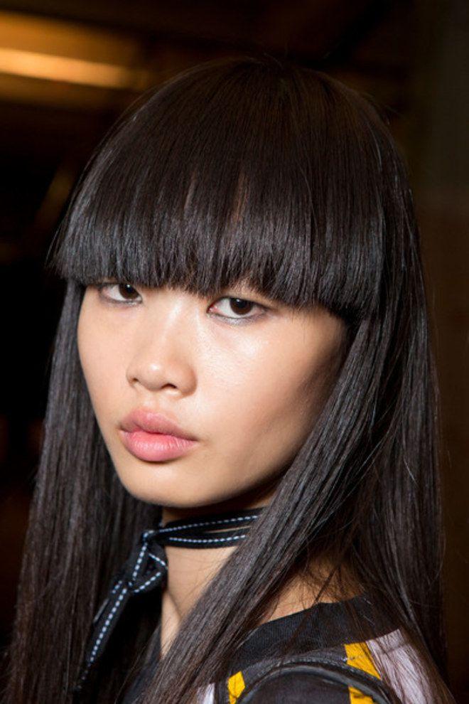 Os hairstyles da Semana de Moda de Nova York Primavera/Verão 2017