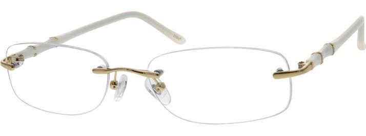 Rimless Glasses for Women - Rimless Eyeglass Frames | Zenni Optical ...