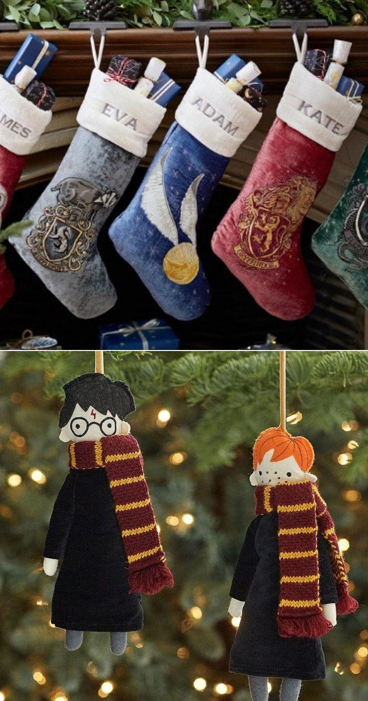 Harry Potter Returns to Pottery Barn for Christmas