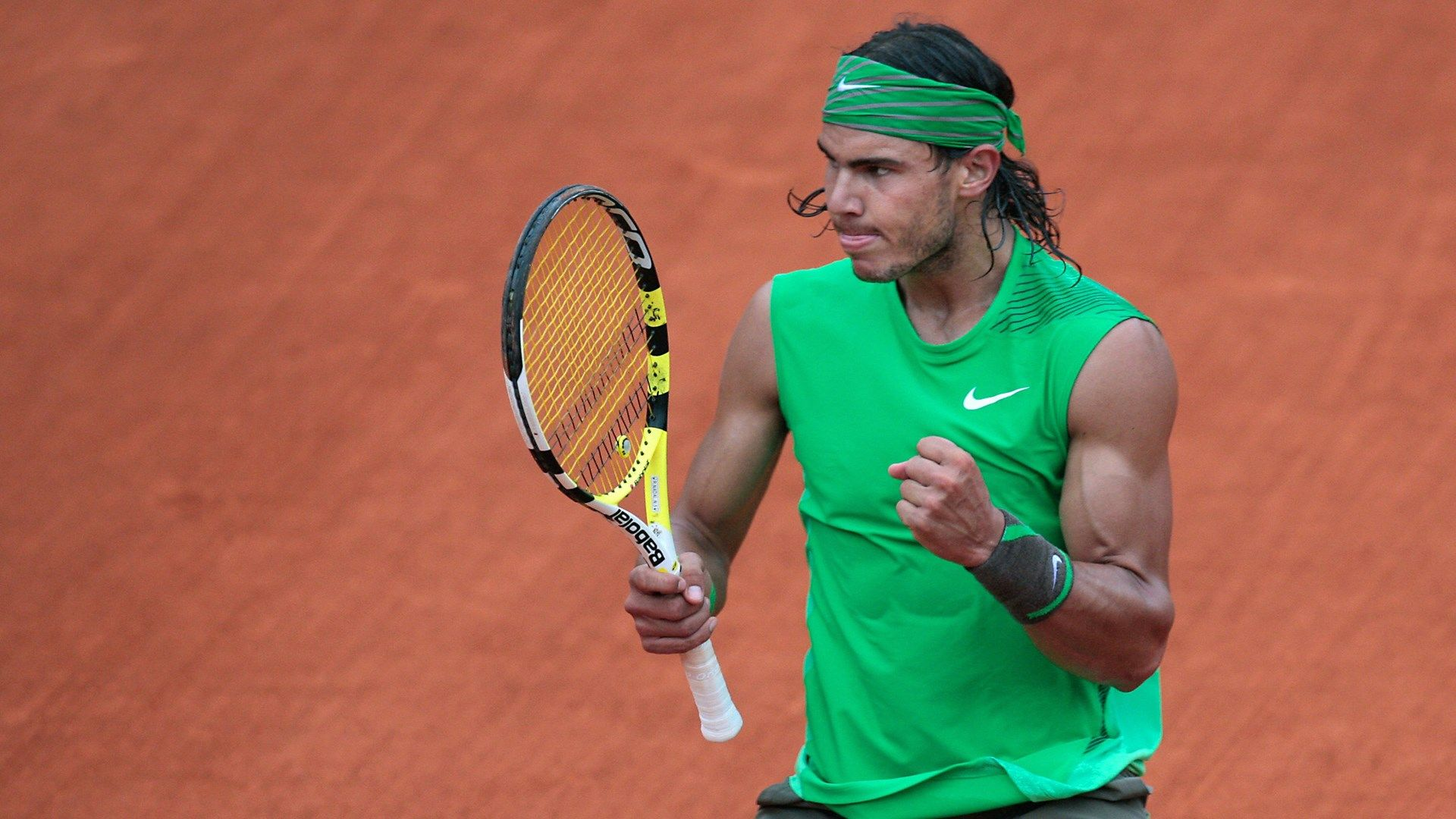 Amazing Image Hd Rafael Nadal In High Resolution Rafael Nadal Sports Wallpapers Image