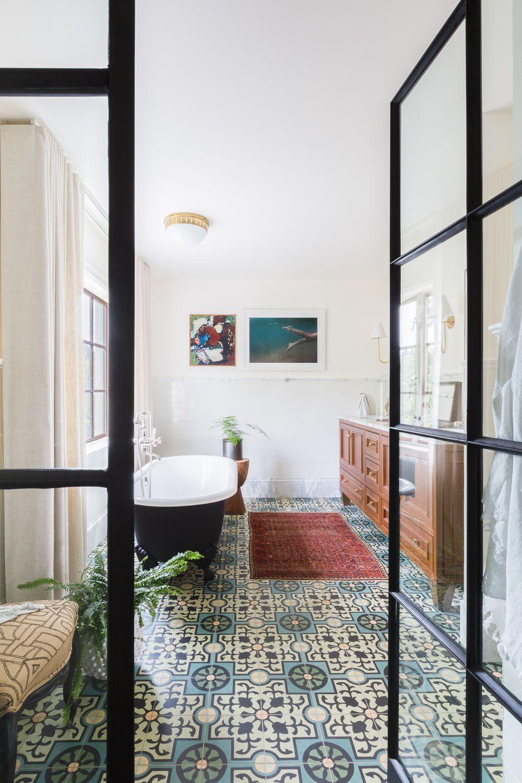 30 Creative Bathroom Tile Ideas You Ll Be Tempted To Try Best Bathroom Designs Tile Bathroom Patterned Bathroom Tiles