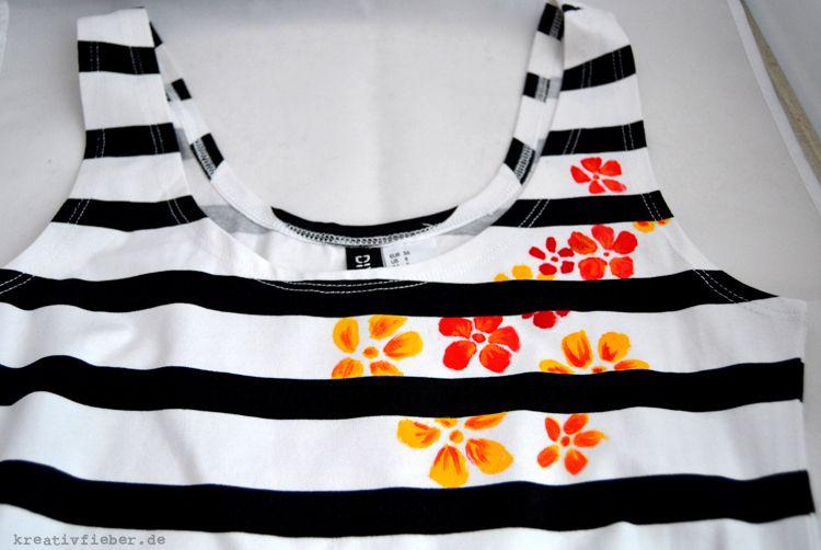 diy t shirts bemalen kinder t shirts bemalen shirts. Black Bedroom Furniture Sets. Home Design Ideas
