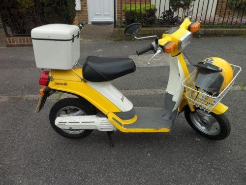 Yamaha Other Passola 50cc Auto Classic Retro Not Monkey Bike Vespa Or Lambretta Knallert