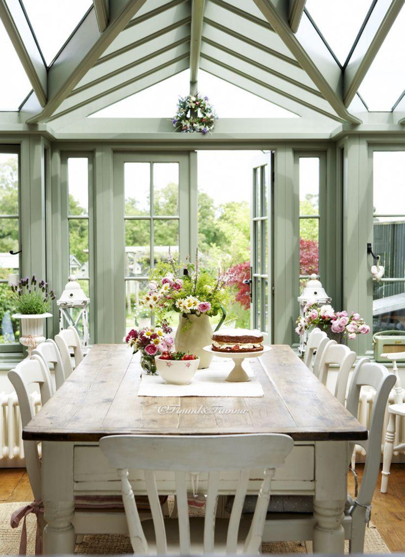 Garden Room Conservatory Dining Room Conservatory Interior