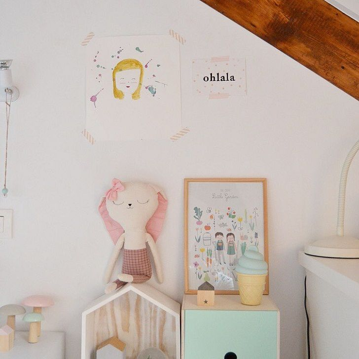The Sweetest Girl's Room - Petit & Small