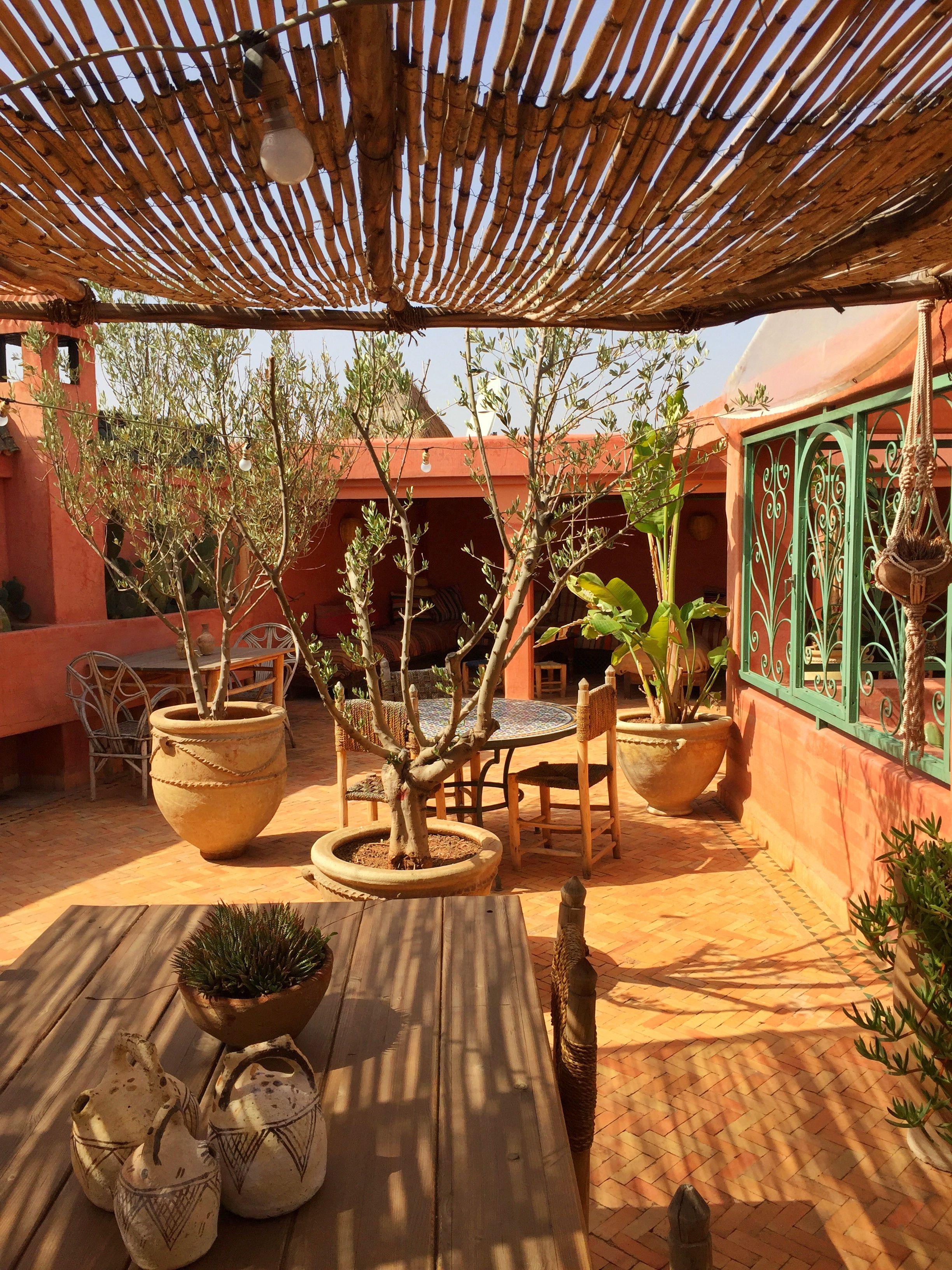 Ibizabohogirl Rooftop Garden Moroccan Garden Backyard Landscaping Designs
