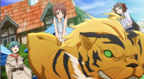 Problem Children Are Coming From Another World Aren T They Episode 02 Anime Review Anime Anime Reviews Anime Shows