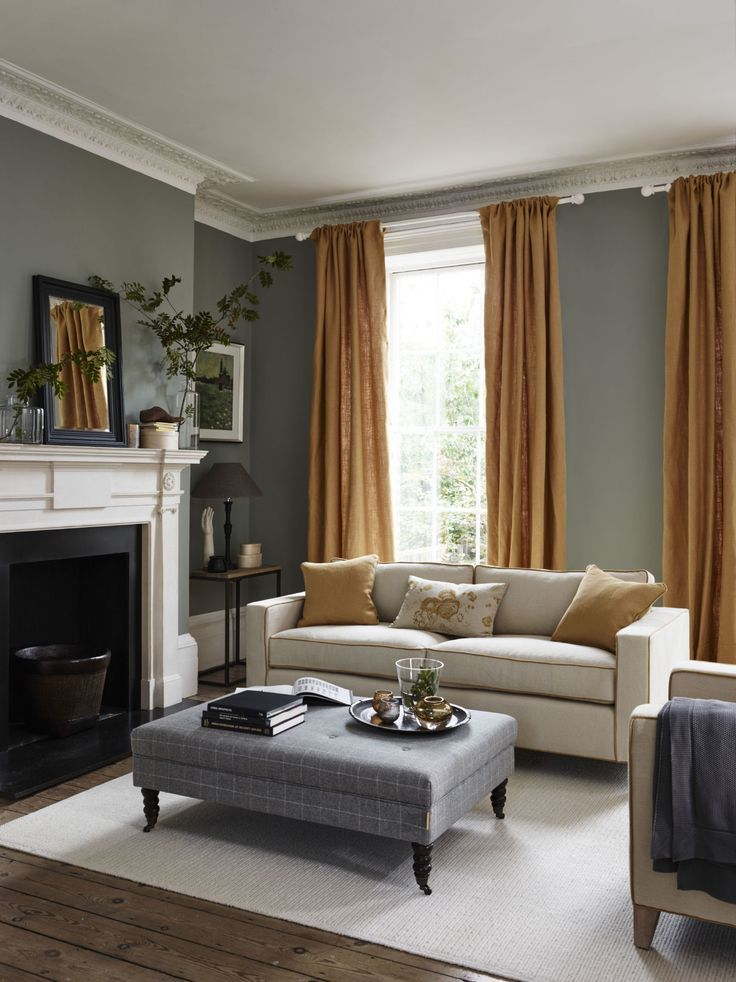 8 Grey Colour Scheme Ideas From An Interior Stylist. Victorian Living ...