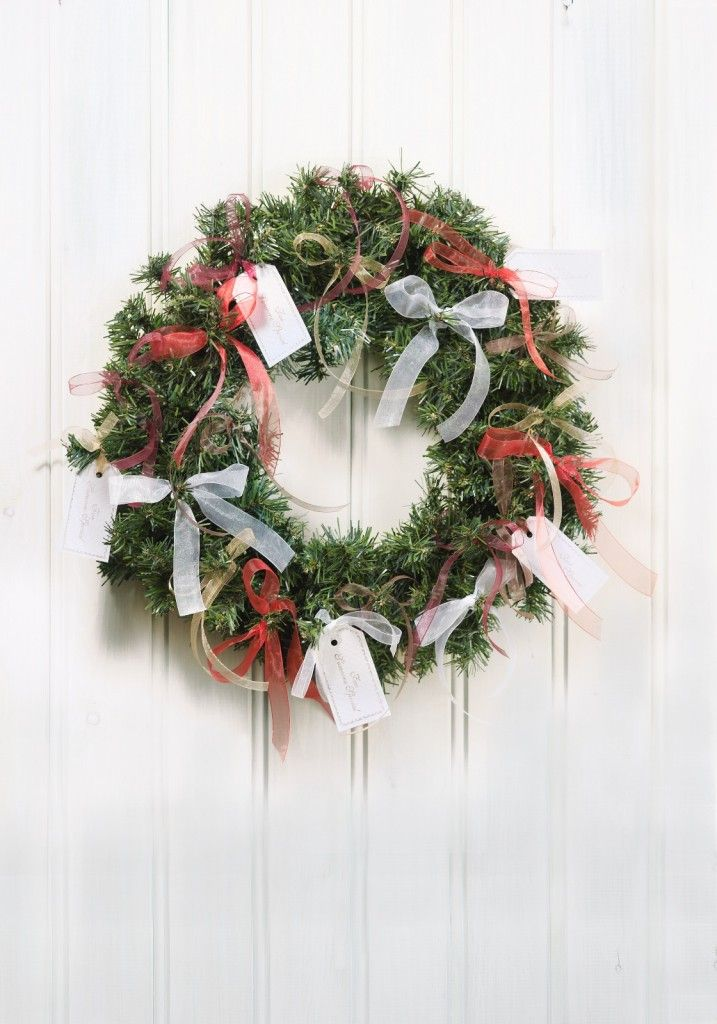 38 Totally Unique DIY Christmas Wreaths DIY Christmas, Wreaths and