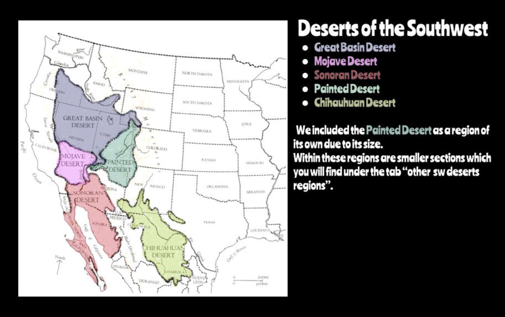 Desert Magazine Of The Southwest Southwest Desert Painting Deserts [ 1064 x 1694 Pixel ]