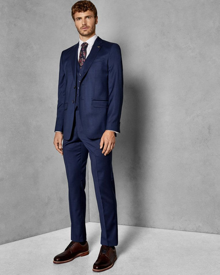 92428ae57 Debonair suit jacket - Dark Blue