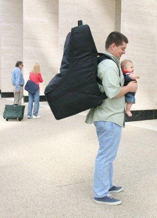 Amazon JL Childress Ultimate Car Seat Travel Bag Black Baby
