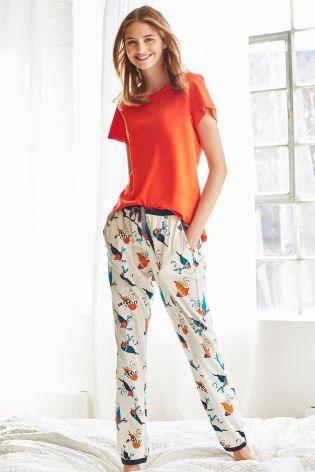 Bedtime Pajama Set in Rainbow Check | Pajama set, Holiday