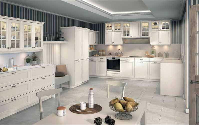 Interieur-maison-deco-cuisine-rustique-et-moderne-idees-conception ...