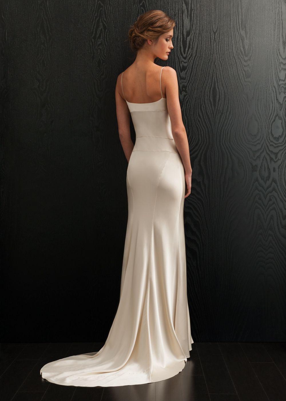 April Wedding Dress, Amanda Wakeley Designer Collection   dreamsss ...
