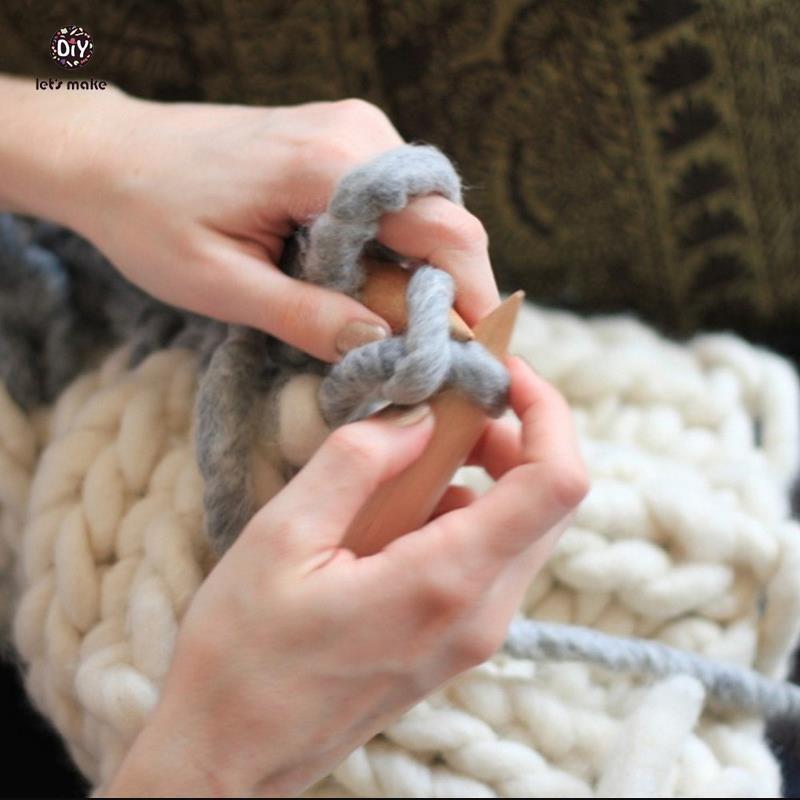 Aliexpress.com: Comprar Nueva moda gigante mano Chunky corazón hecho ...