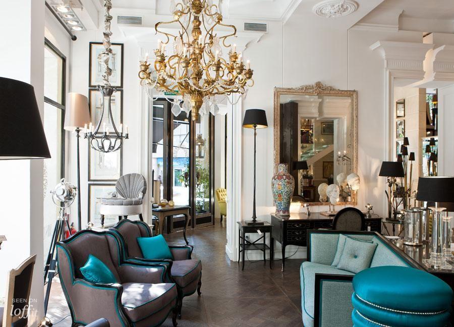 mis en demeure decoraci n cl sica para ambientes contempor neos 14 decoraci n clasica. Black Bedroom Furniture Sets. Home Design Ideas