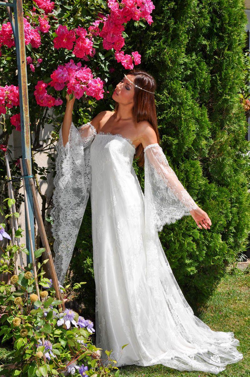 Robe de mariee sur mesure maroc
