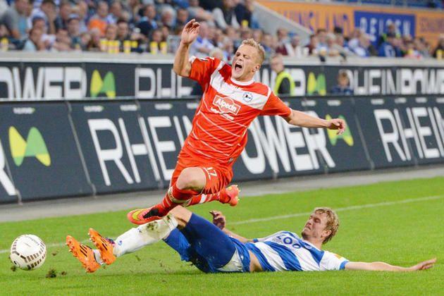 Arminia-Trainer Meier setzt in Duisburg wieder auf Hemlein +++  Unter Aufsteigern