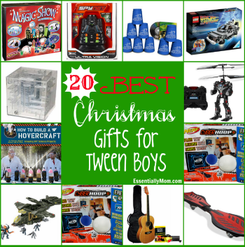 Year old · 20 Best Christmas Gifts for Tween Boys