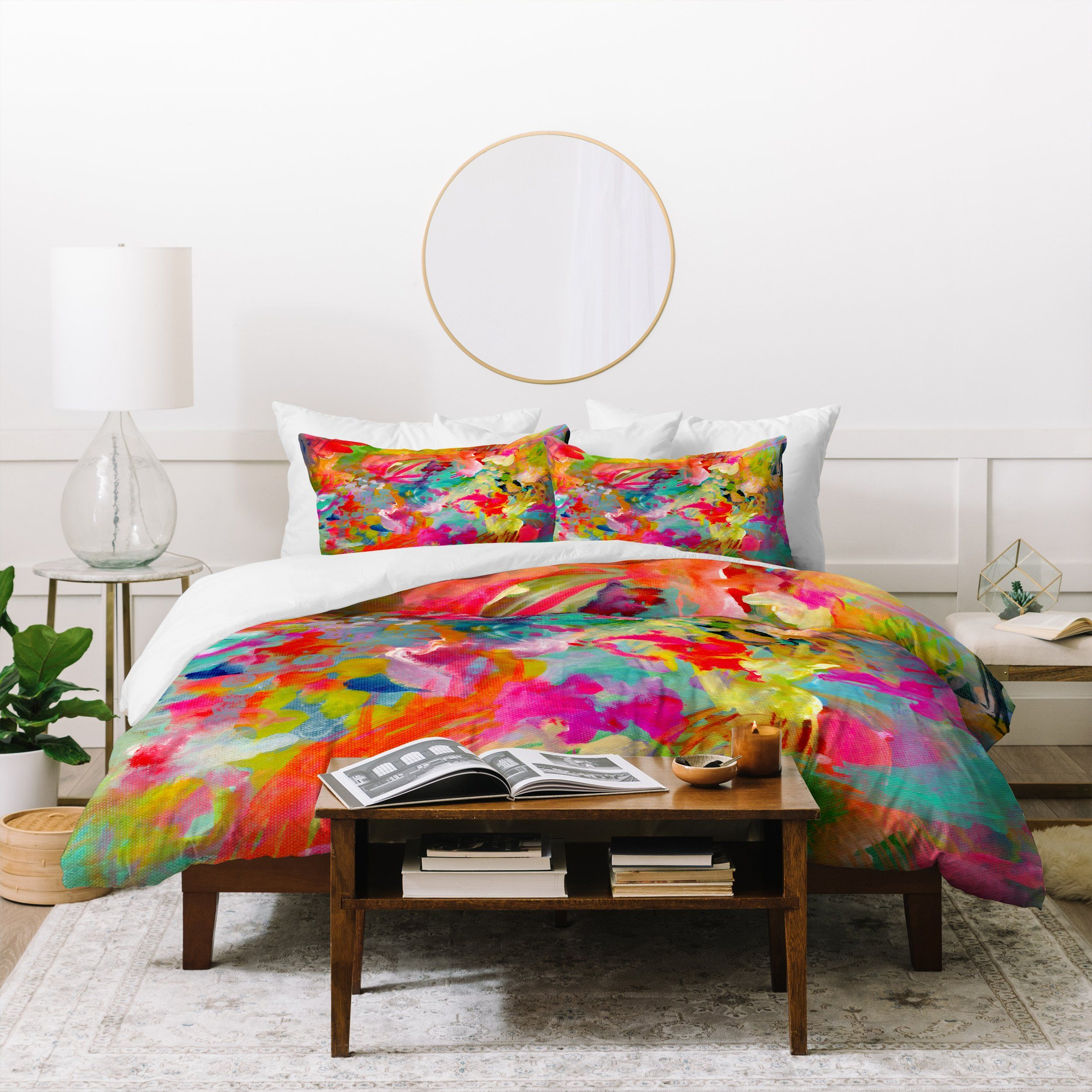 Thats Hot Duvet Cover Stephanie Corfee