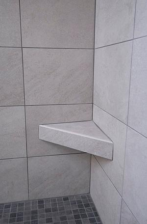 Shower Stool For Shaving Legs Shower Foot Rest Cultured Marble