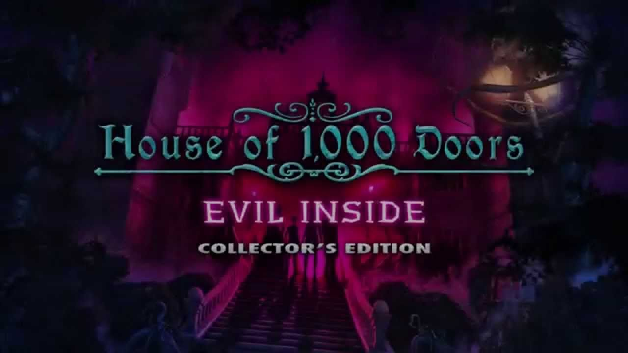 Pin Ot Polzovatelya Who Loves Games Everyone Na Doske House Of 1000 Doors 4 Evil Inside Collector S Edition Game