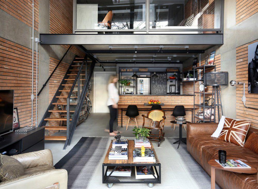 Timthumb 2 p xeles casa pinterest for Casas loft diseno