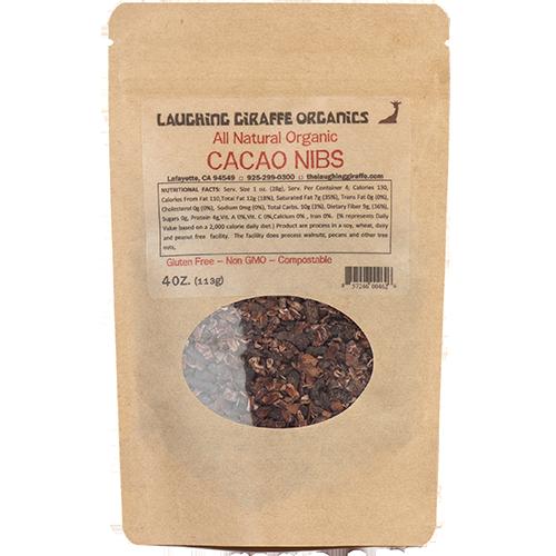 All Natural Organic Cacao Nibs