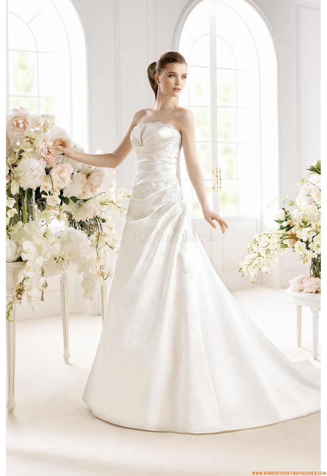 Robe de mariée Avenue Diagonal Orla 2014