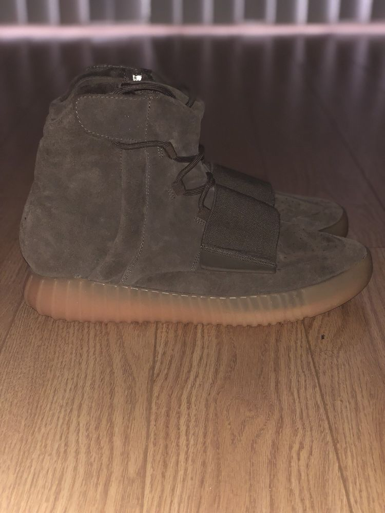 the latest c2d9b e57ba ADIDAS YEEZY BOOST 750 CHOCOLATE (VNDS) (SIZE 10) #fashion ...