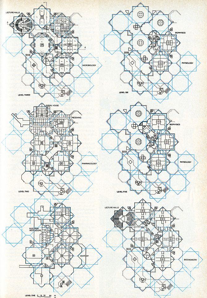 Walter Netsch. Progressive Architecture 54 April 1973: 85 | RNDRD