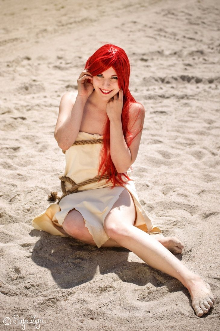 Little Mermaid by SvenjaSabrina