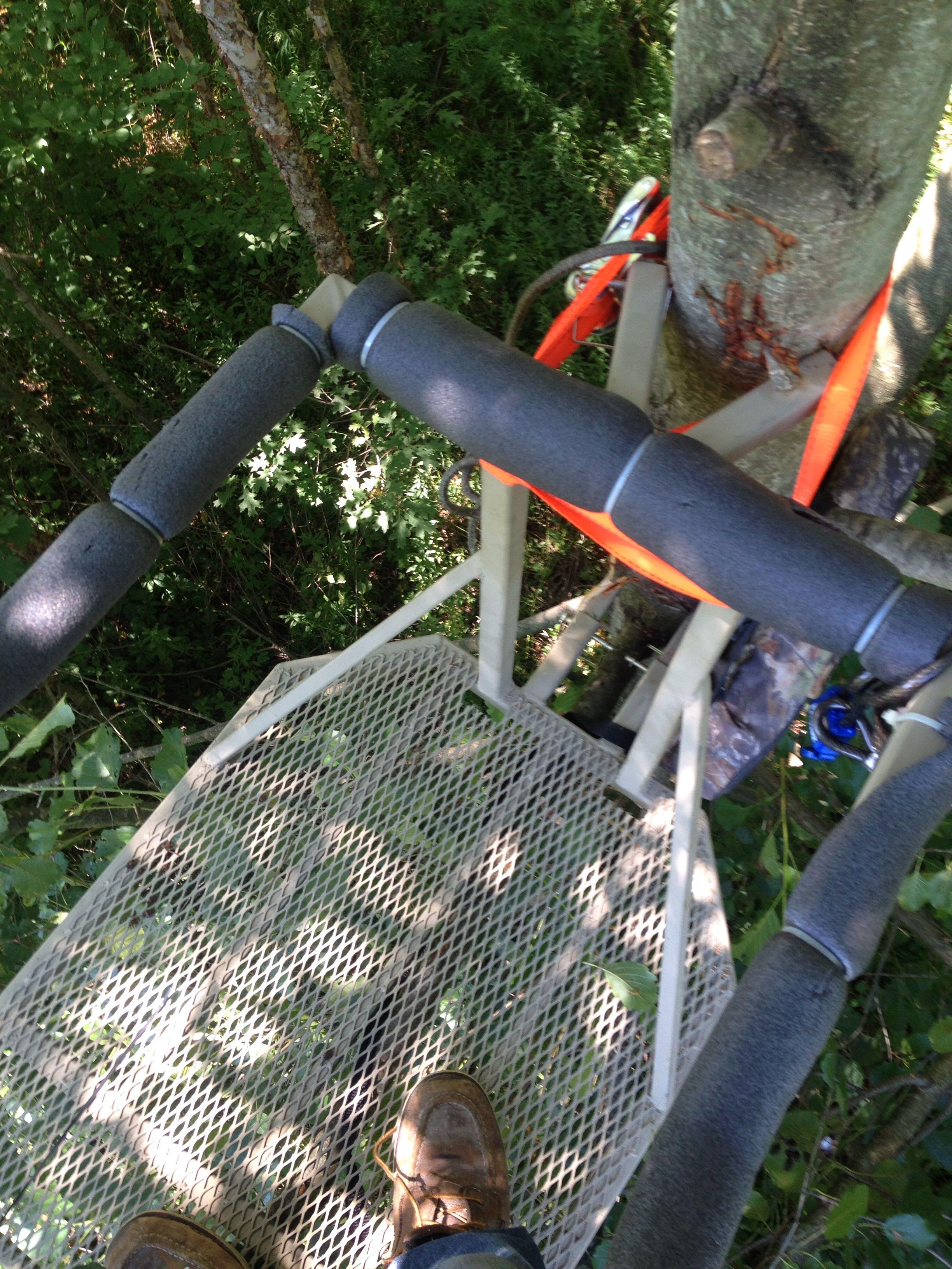 Treestand Diy Treestand Hunting Hunting Archery Diy