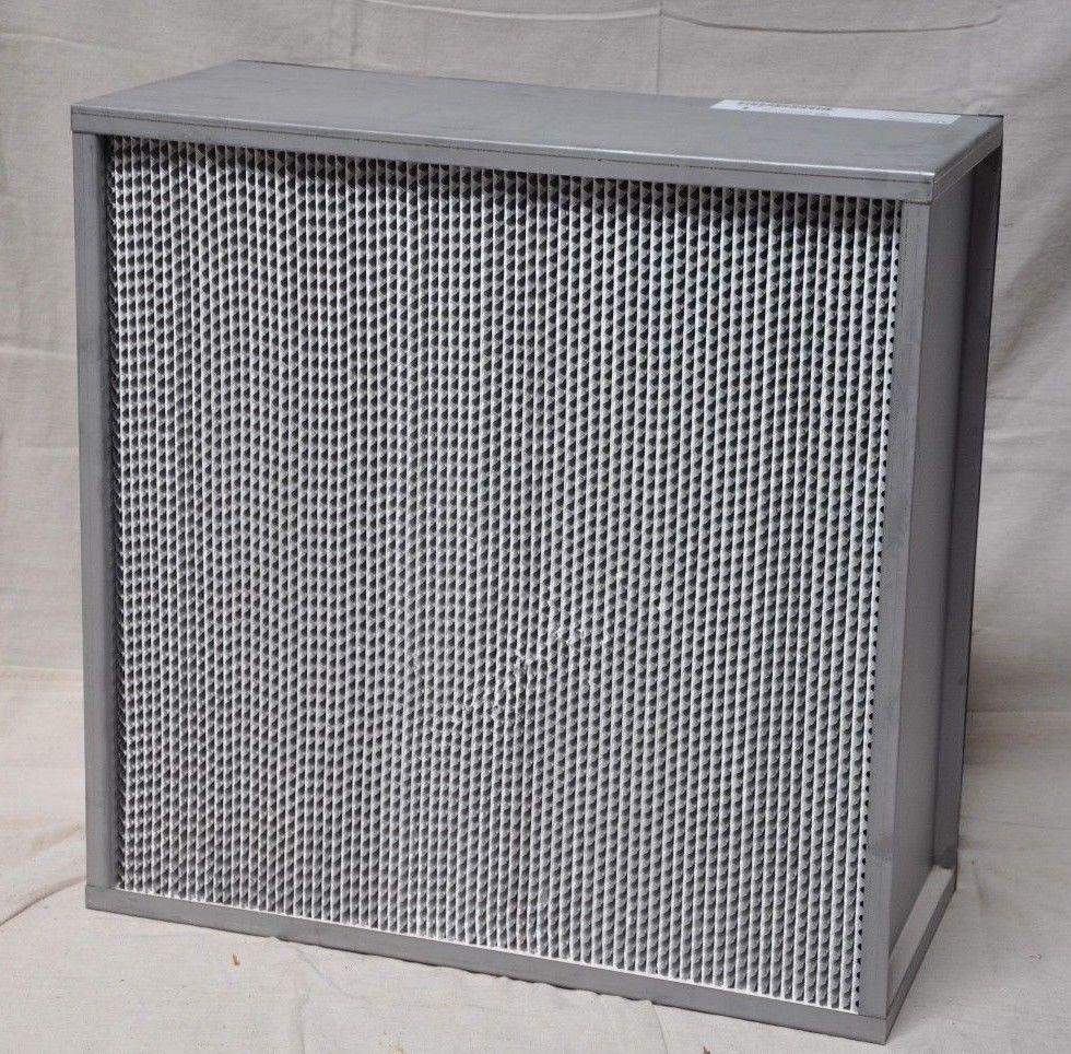 """AIR HANDLER 24"""" x 24"""" x 111/2"""" Microfiber HEPA Air Filter"""