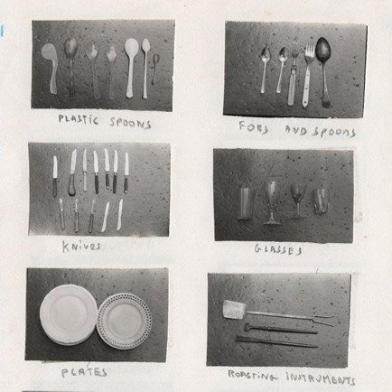 Inventory of the Objects Belonging to a Young Man of Oxford - Christian Boltanski - Exhibition at Modern Art Oxford in Oxford
