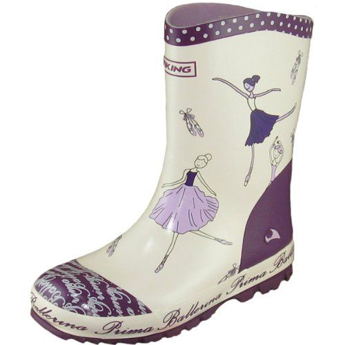 Viking - Wellies Ballerina: Amazon.co.uk: Shoes & Accessories