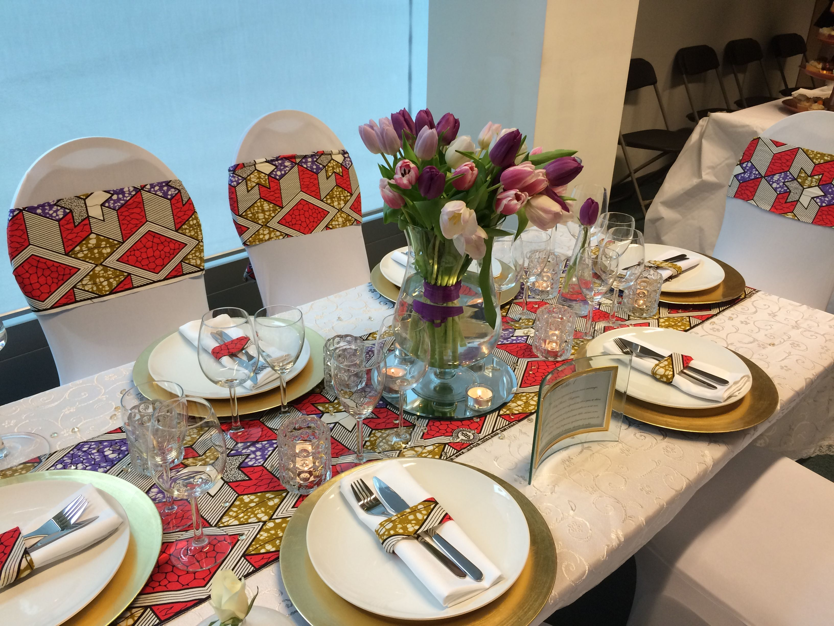 D co de table en pagne chemins de table pinterest mimi deco de table - Decoration mariage traditionnel ...